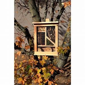 Abri à Insectes : abri insectes en bois douglas certifi pefc de jardin et ~ Premium-room.com Idées de Décoration