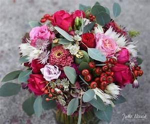 Blumen Bedeutung Hochzeit : brautstrau hortensie mit violetten hortensien u0026 wanda ~ Articles-book.com Haus und Dekorationen