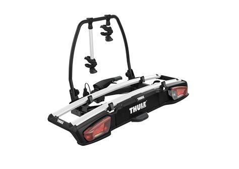 Thule Velospace Xt 2 Tow Bar Bike Rack Carrier Carbox