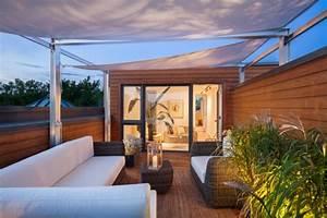 Amenagement Terrasse De Toit : oasis sur le toit lucie lavigne cour ~ Premium-room.com Idées de Décoration