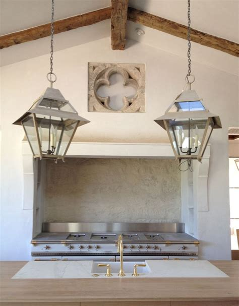patina farm update kitchen lights plumbing fixtures and