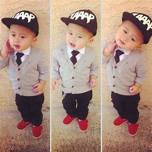 Super cute Baby Swag! | BABYBOY FASHION | Pinterest | Cute ...