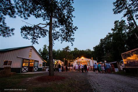 rustic chic barn wedding  pungo virginia beach