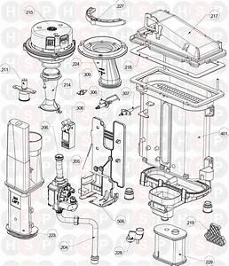 Ideal 30 Combi Esp1  Gas Management Diagram