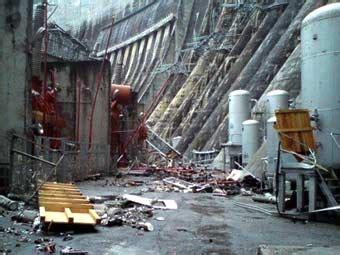 Авария на СаяноШушенской ГЭС. Хронология событий от проживающего рядом.