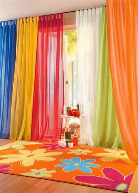 rideaux chambre d enfants idées en 50 photos pour choisir les rideaux enfants