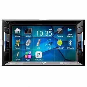 Est U00e9reos Pantalla Jvc Kwv120bt 6 2 Touch Screen Car Cd  Dvd