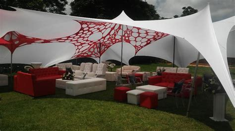 wedding decor chairs stretch tents and catering for hire soweto