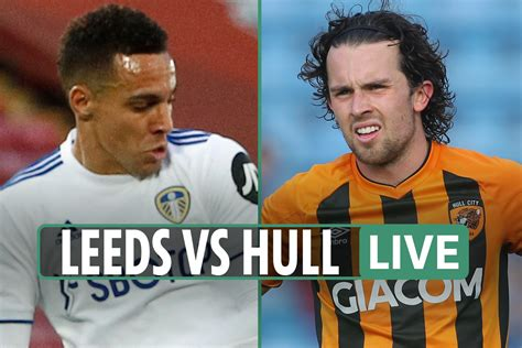 Is Leeds vs Hull on TV? Channel, live stream, team news ...