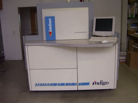 hp indigo turbostream digital presses