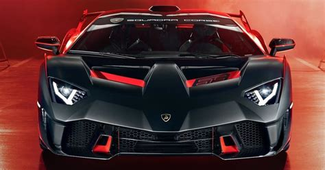 meet lamborghini sc  hp   track monster