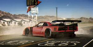 Auto Concept 66 : if the ferrari f40 was a muscle car on route 66 autoevolution ~ Gottalentnigeria.com Avis de Voitures