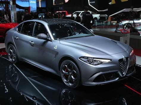 Giulia Nurburgring by Alfa Nurburgring Special Editions New Pics Pistonheads