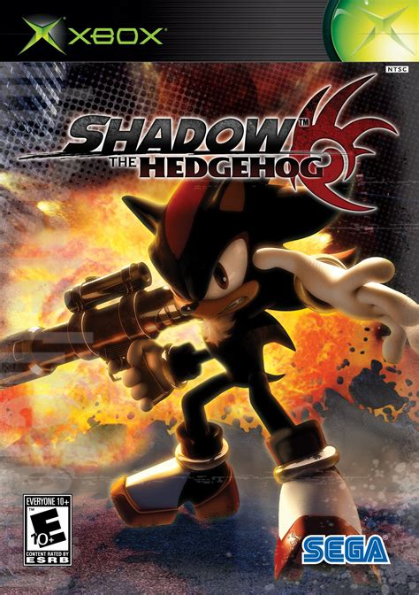 shadow  hedgehog xbox ign