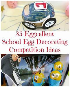 School Egg Decorating Competition Ideas & Tips