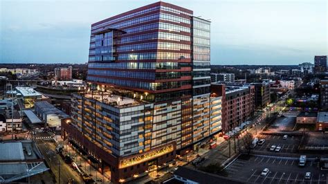 Arch Capital to lease office space in The Dillon in