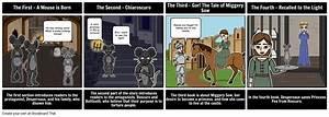 The Tale Of Despereaux Summary Storyboard By Elizabethpedro