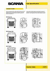 Scania Cab Specification Serie 4 By Midia Truck Brasil Pdf