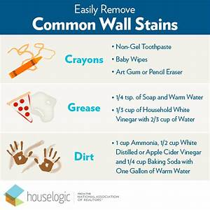 Tips and Tricks to Get Muck and Stains Off Your Walls ...