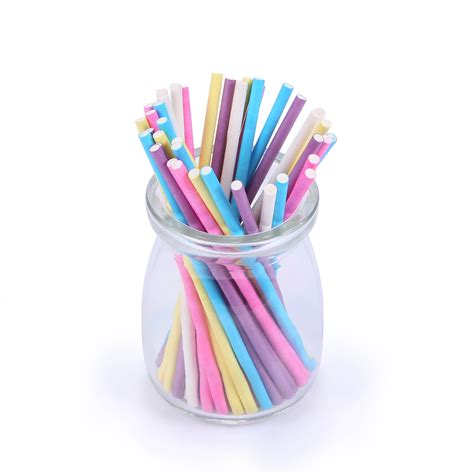 colored lollipop sticks aliexpress buy bakebaking cake pop sticks 10cm