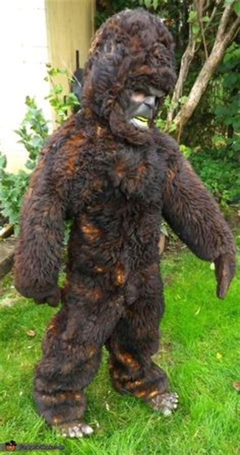 images  bigfoot costumes  pinterest adult