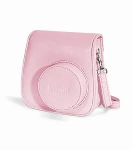 FujiFilm Instax Mini 8 Camera Pink Groovy Case | Instax ...