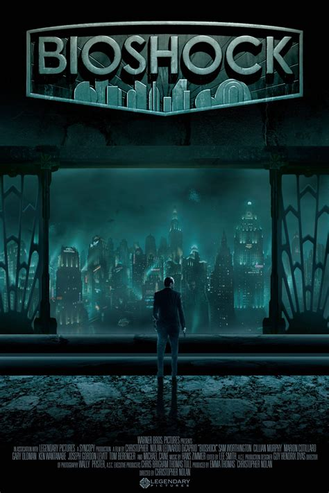 Bioshock Movie Poster : gaming