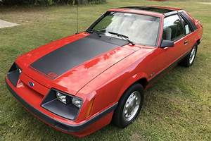 Gorgeous 1985 Ford Mustang GT Auction Ends Today