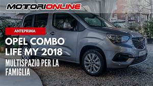 Opel Combo 2018 7 Sitzer : nuovo opel combo life anteprima youtube ~ Jslefanu.com Haus und Dekorationen