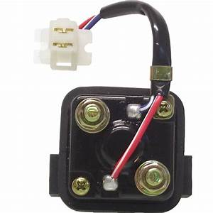 Aw Motorcycle Parts  Starter Relay Yamaha Xs360  Xs400