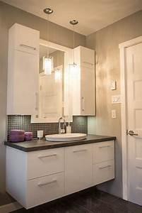 idee decoration salle de bain salle de bain moderne With idee deco salle de bain moderne