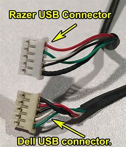 Razer Deathadder Chroma 2014 Mouse  U2013 Disassembly And Repair