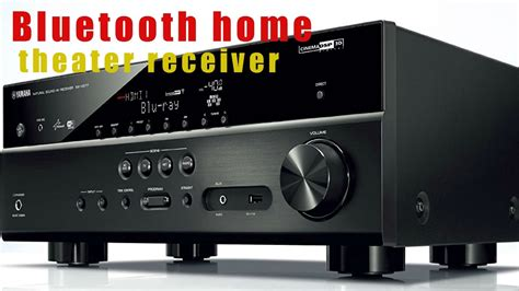 The Ten Best Bluetooth Home Theater Receiver Review  Youtube