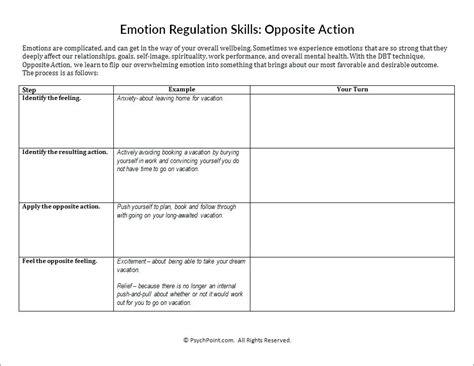 method worksheets relationship skills communication