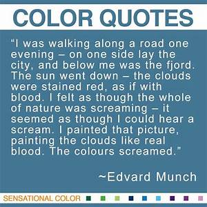 Quotes About Co... Colorful City Quotes