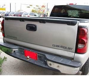 2004 2007 Chevy Silverado 1500 2500 3500 Red Tail Lights Replacement Lamps Set