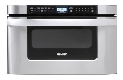 kitchen sharp microwave drawer dream home pinterest kb 6524psy microwave 24 inch easy open microwave drawer