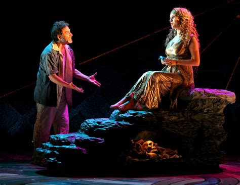 High Tech Myth In Sirens At Stony Point Review The
