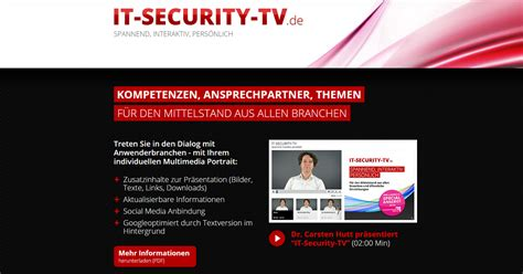 internet security tv