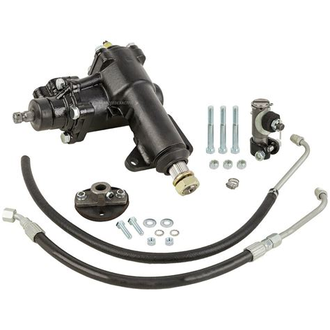 genuine borgeson power steering conversion kit fits 68 70