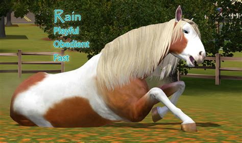 mod  sims spirit stallion   cimarron