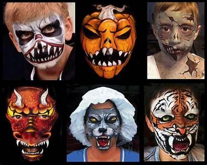 Face Painting Costume Halloween Grover Gina Watkins