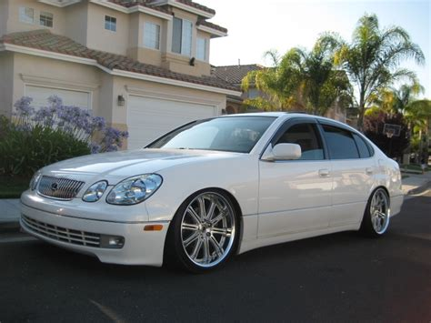 custom lexus gs400 lexus gs 400 custom wheels work varianza schwert sc1 19x9