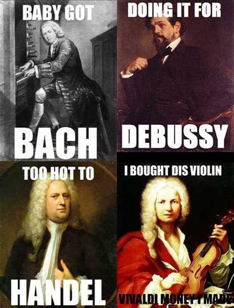 Classical Music Memes - google image result for http slacktory com wp content uploads 2011 12 four composers jpg