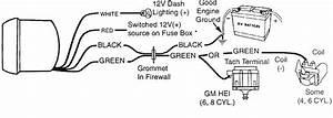 Sun Super Tach 2 Wiring Diagram