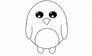 Cute Penguins Drawing images