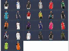 PES 2016 Third Kitpack 201516 AIO CPK by Resky Kits