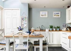 duck egg blue kitchen with white cabinets pinteres With kitchen colors with white cabinets with duck sticker