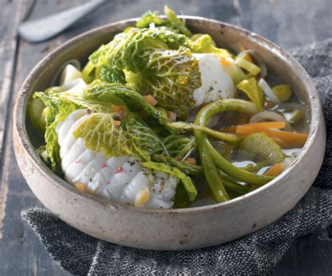 fish recipe monkfish pot au feu