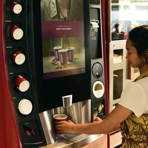 Vending, el café en la calle